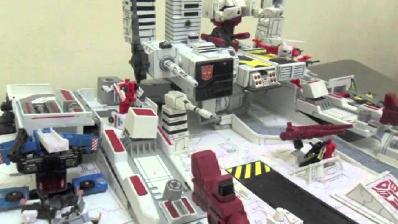 Custom Metroplex of TFW2005 YouTube
