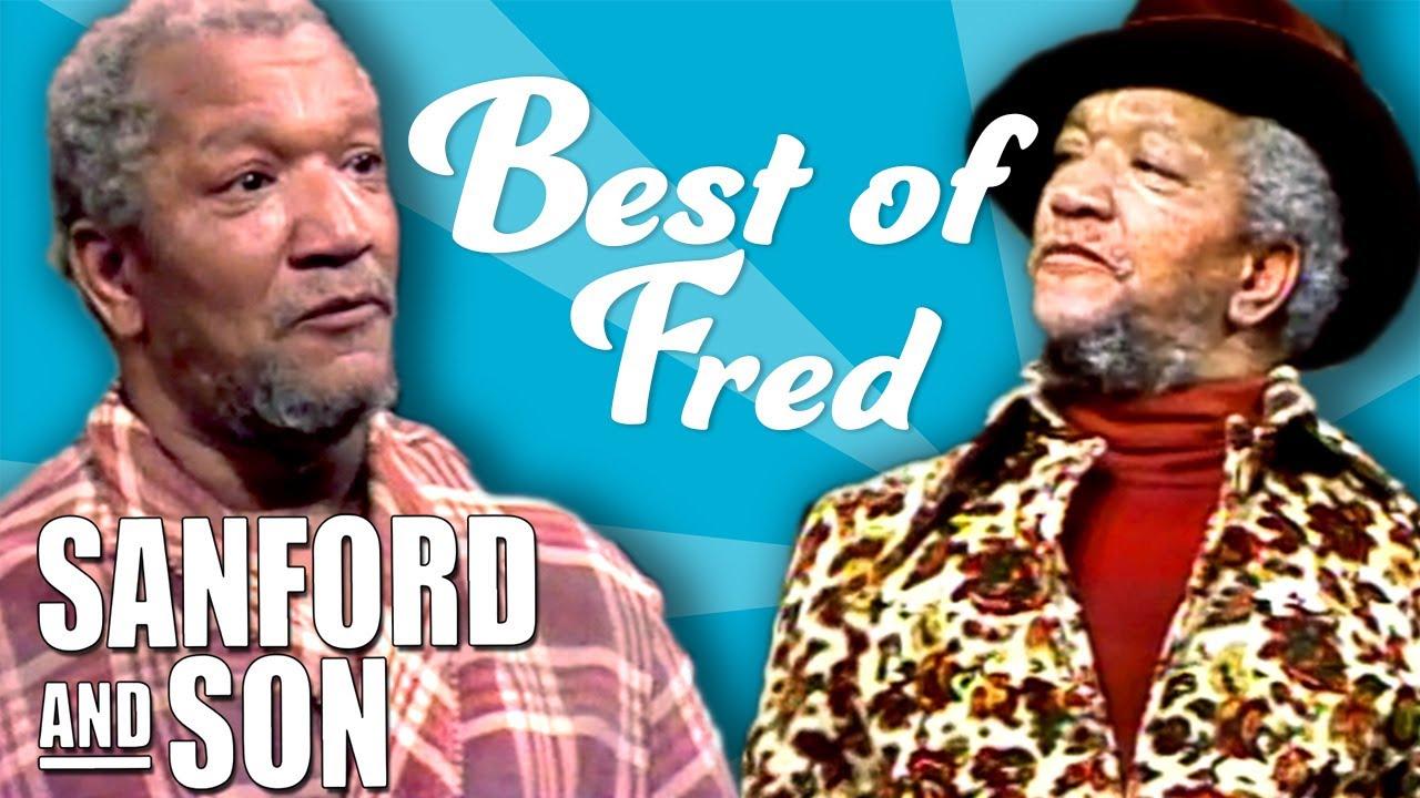 Happy Birthday Redd Foxx! | Sanford and Son
