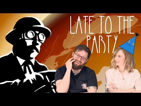 Let's Play 80 Days - Late to the Party
