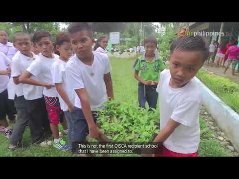 Philippine Travel Guide: OISCA Children's Forest Program