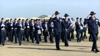 Air Force Basic Military Training Bmt Graduation Parade 7