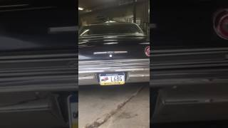 65 Impala SS327 4speed with overdrive!