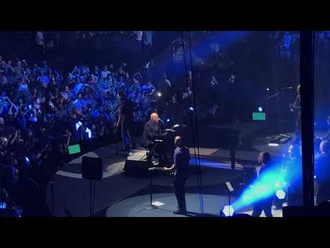 Billy Joel @ Madison Square Garden - Tenth Avenue Freeze-Out (with Bruce Springsteen) 7/18/18 (Live)