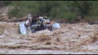 grand canyon whitewater rafting trips
