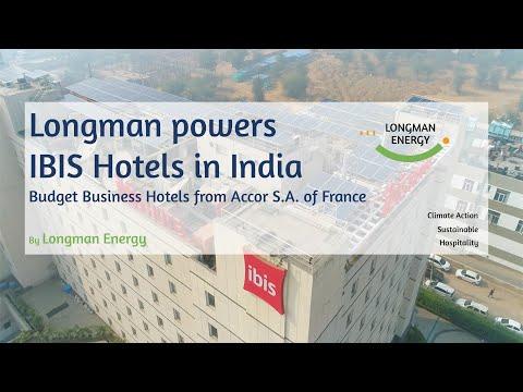 Longman Suntech Energy - Rooftop Solar PPA . IBIS Gurgaon (lsenergy.solar)