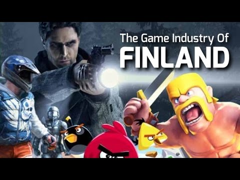 Games From Finland - The Talent In The Finnish Game Industry