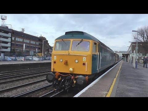 47853 (5Z80 Crewe-Eastleigh Arlington) @ Eastleigh - 21/1/19