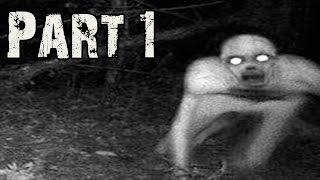 Rake Walkthrough Part 1 Gameplay CreepyPasta Game