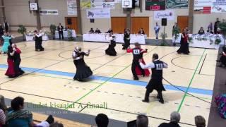Suomalainen Tango SM. Uudet kisaajat, Somero 2014-11-08