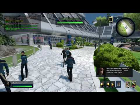 Star Trek Online – Gameplay Playthrough 1 [PS4]