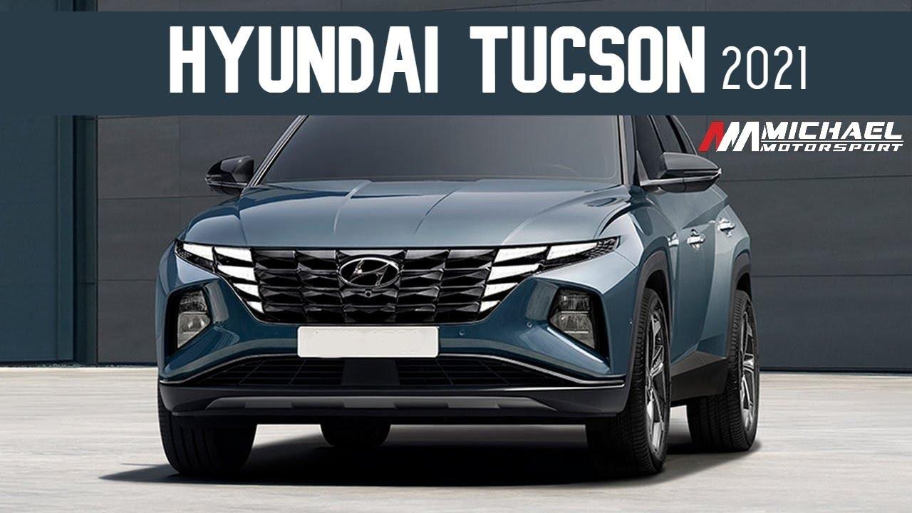 HYUNDAI TUCSON 2021 // MICHAEL MOTORSPORT