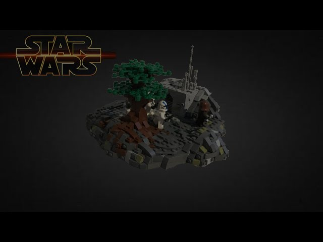 Order 66 on Zygerria/Lego Star Wars Moc/ Contest Entry /+ Livestream Info