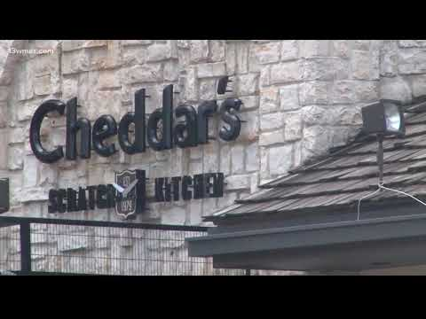 Macon woman arrested after fight at Cheddar's