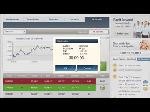⭐️forex trading binary options examples