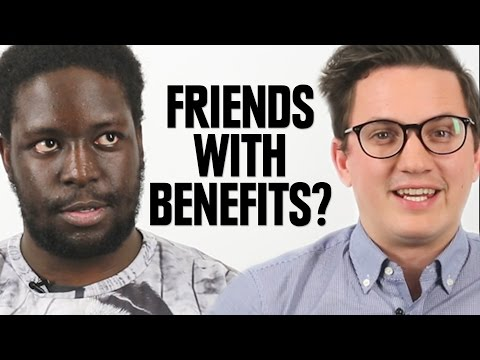 Men Talk About Whether Friends With Benefits Can Work