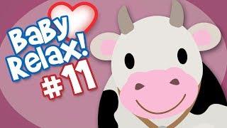 Baby Relax #11 | Cajitas musicales para dormir bebes | Tengo una vaca lechera
