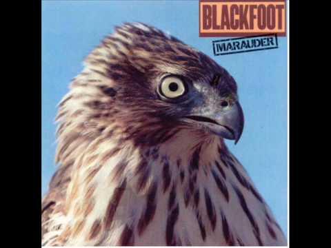 Blackfoot - Too Hard To Handle