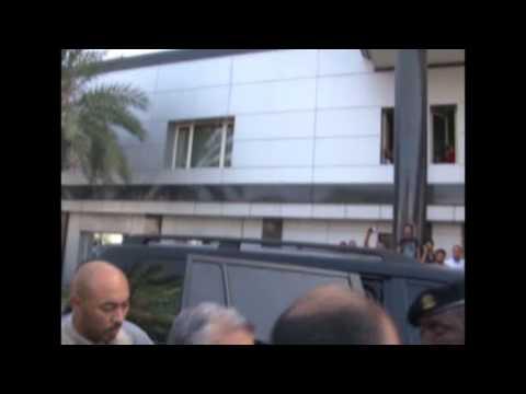 Liberan al primer ministro libio Ali Zeidan