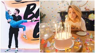 ZOE'S 28TH BIRTHDAY IN NEW YORK!