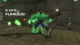 hulk pc gameplay,cheats and some lolz