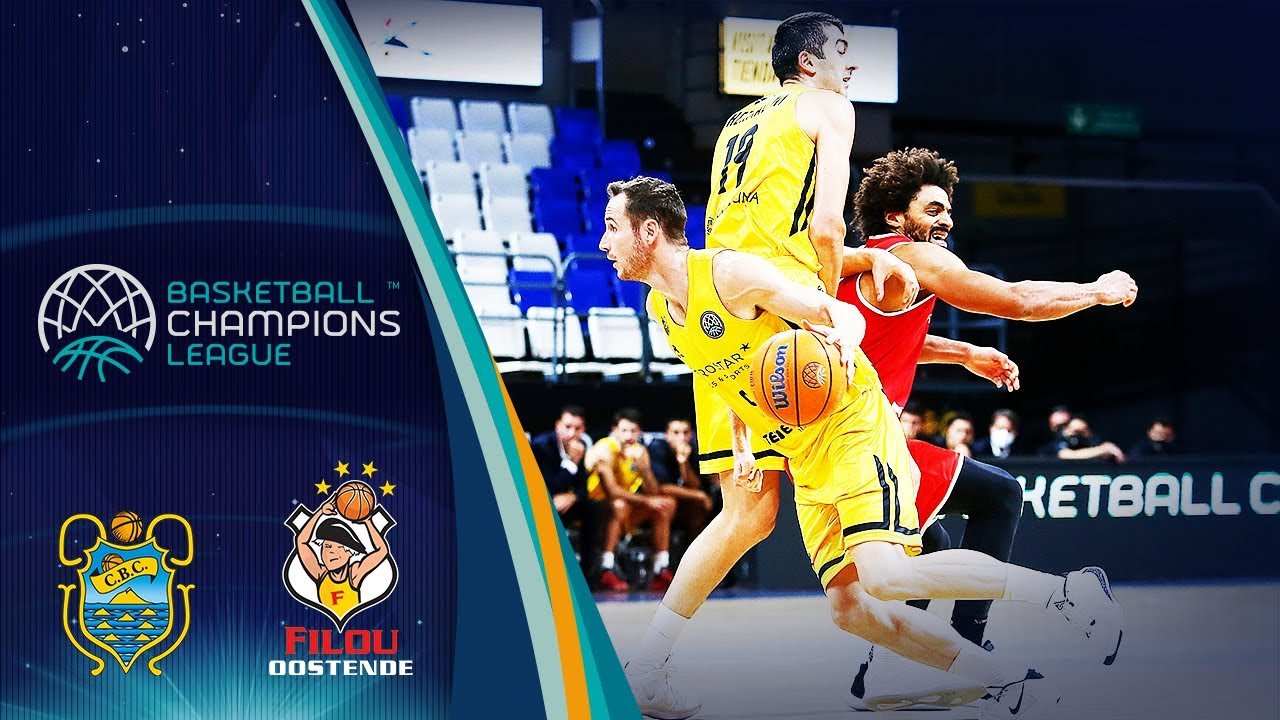 Iberostar Tenerife v Filou Oostende (Condensed Game) - Basketball Champions League 2019