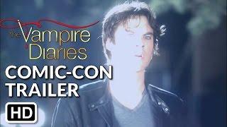 The Vampire Diaries - Season 6 Comic-Con Trailer [HD]