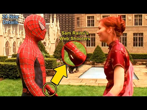 I Watched Spider-Man 1 In 0.25x Speed And Here's What I Found