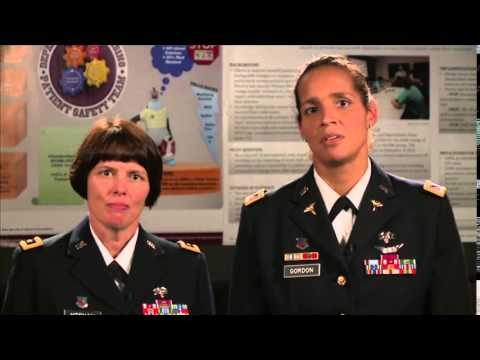 Army Nurse Corps Chief and Deputy Chief Discuss a High Reliability Organization