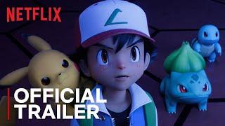 Pokémon: Mewtwo Strikes Back—Evolution | Official Trailer | Netflix India