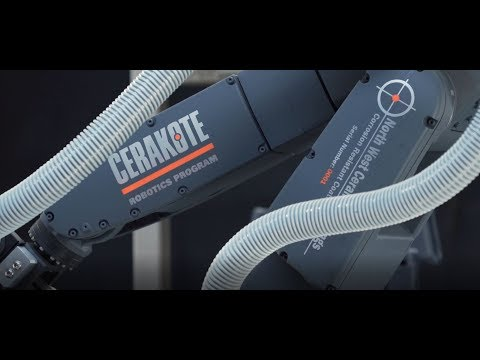 Cerakote Robotics: Helping Small Business Compete Globally
