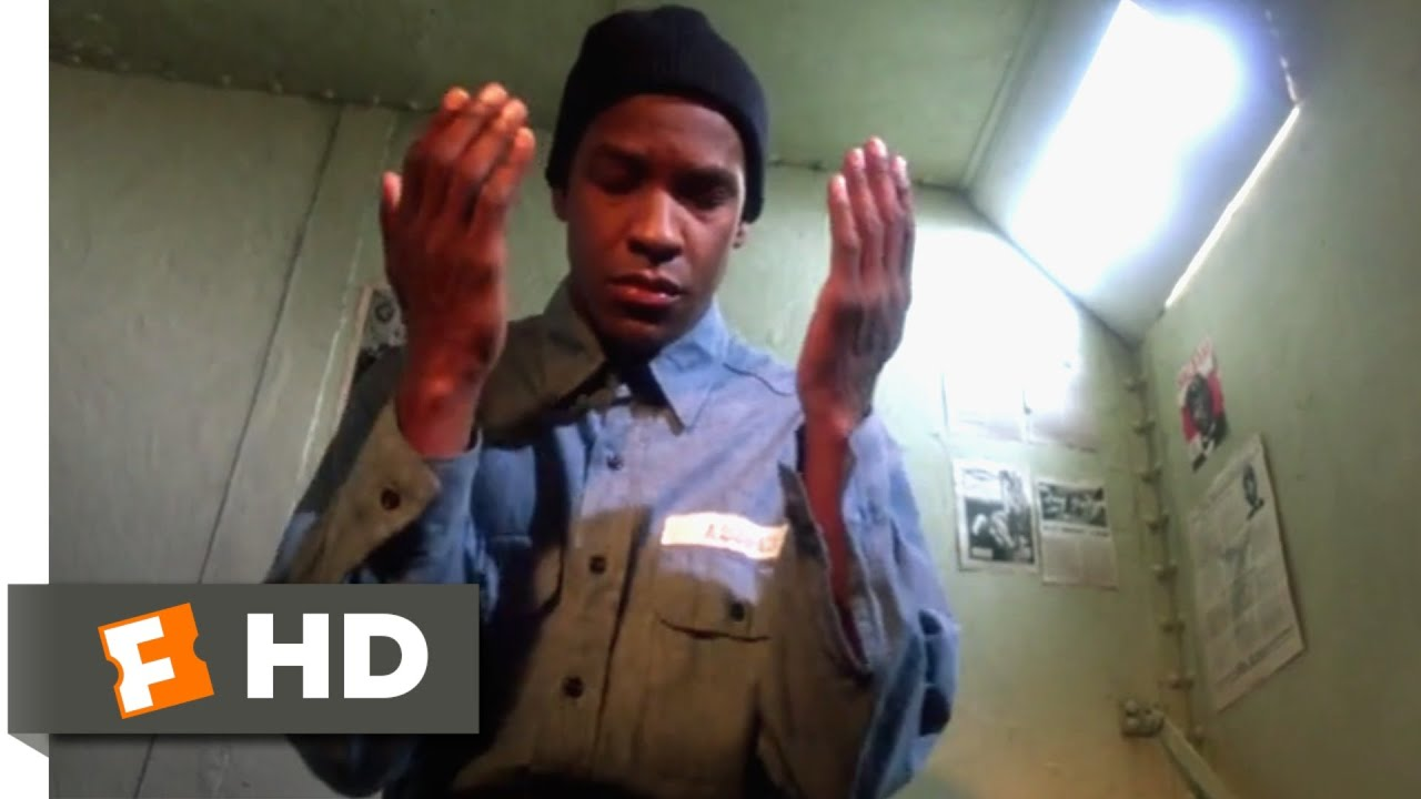 Download Malcolm X (1992) - Converting to Islam Scene (2/10)   Movieclips