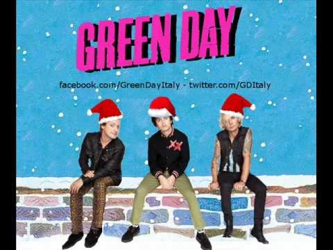 green day rockin around the christmas tree - Green Day Christmas
