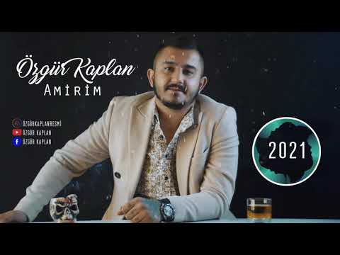 Özgür Kaplan - Amirim- 2021 Sıngle