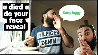 LOGGY U DIED U DO FACE REVEAL  GARENAfreefire @Loggy @chapati