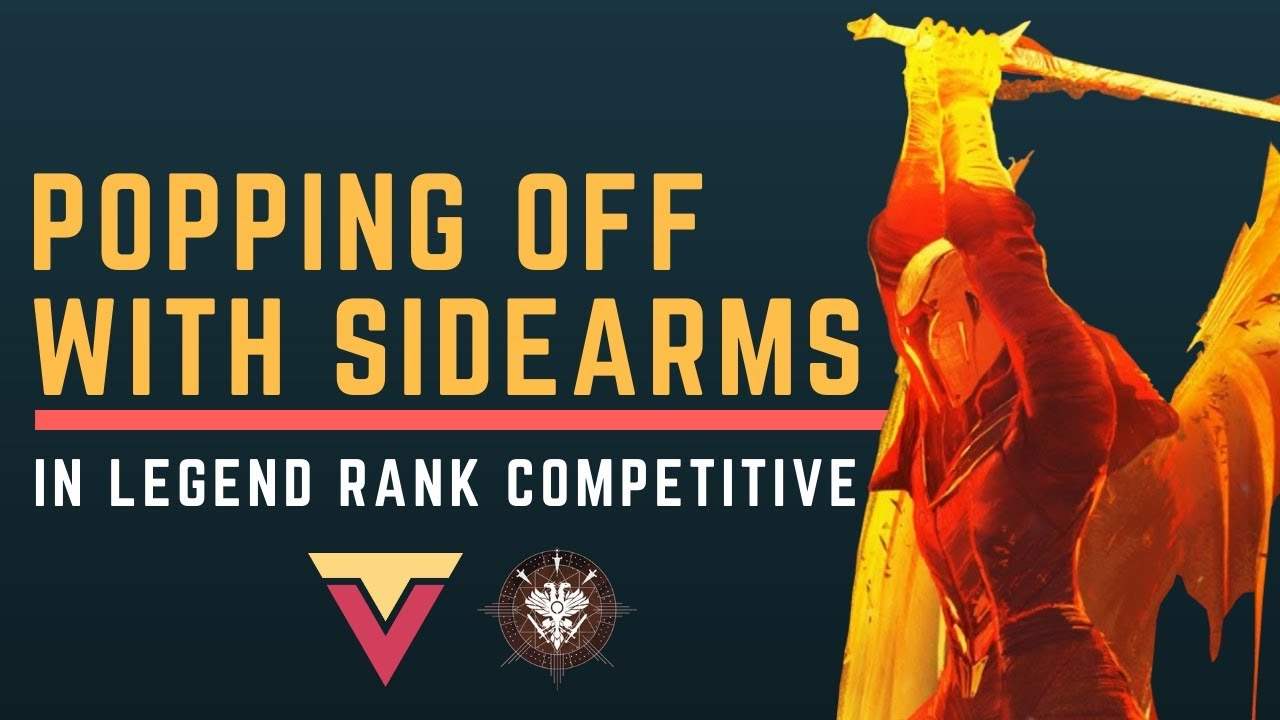 Going Off with Sidearms in Legend Rank Comp in Destiny 2 thumbnail