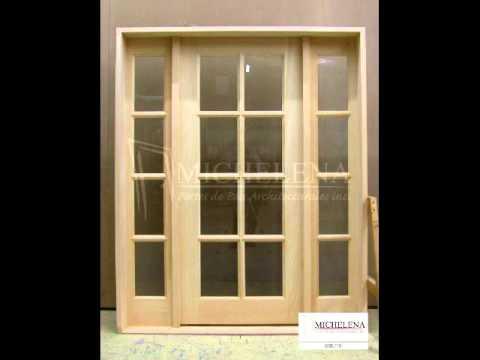 portes de bois int rieures interior wood doors youtube. Black Bedroom Furniture Sets. Home Design Ideas