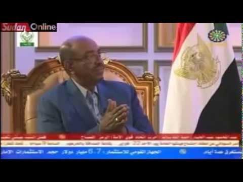 حوار مع الرئيس عمر البشير ( انفصال الجنوب , الارهاب , قضية تابت , دارفور , احداث سبتمبر , المعارضة )