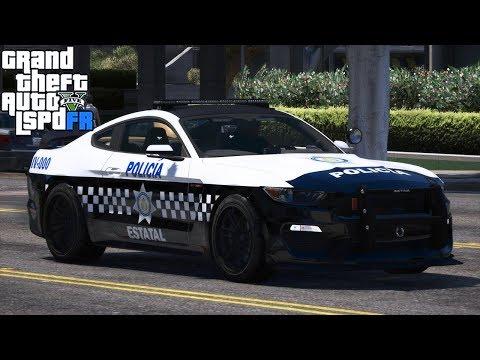 GTA 5|LSPDRF #224|POLICIA de VERACRUZ-ENFRENTAMIENT0S|EdgarFtw thumbnail