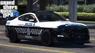 GTA 5|LSPDRF #224|POLICIA de VERACRUZ-ENFRENTAMIENT0S|EdgarFtw