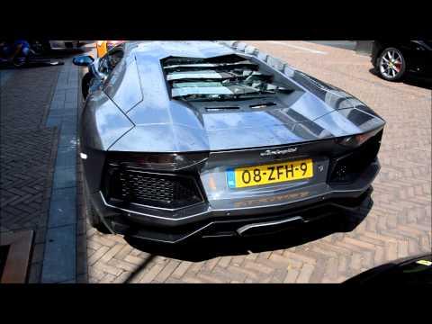 Cars and Business Tour - Revvs, Accelerations - Aventador, 458, M5, DBS and more!