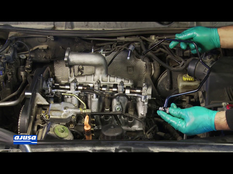 Oil Feed Pipe / Tubo Engrase Seat Leon 1.9 TDI ASV .