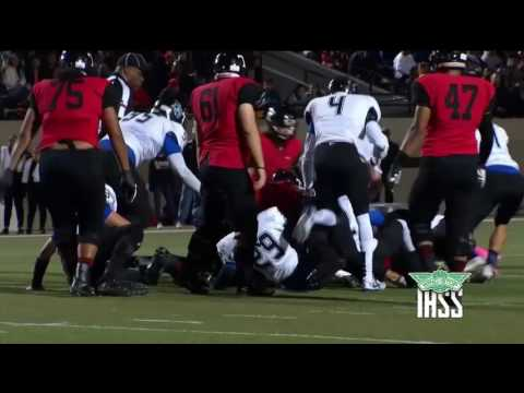 Week 7 Byron Nelson Bobcats At Euless Trinity Trojans Youtube