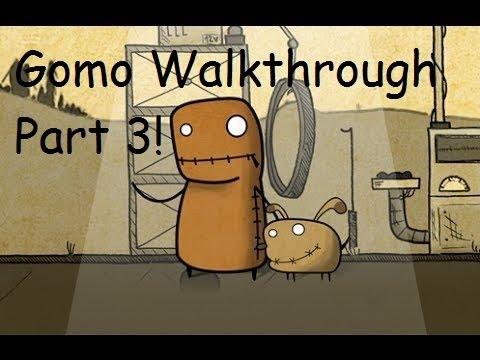 Gomo Walkthrough (3/5)  