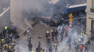 Round 4: Yellow Vests protest in Paris (Pt.2)