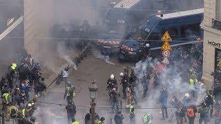Round 4: Yellow Vests protest in Paris (Pt.2)