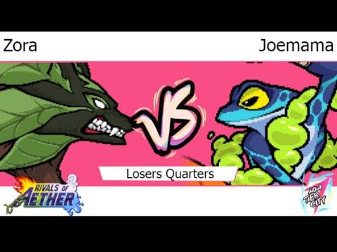 LTC7  - Zora (Sylvanos) Vs Joemama (Ranno) Losers Quarters - RoA