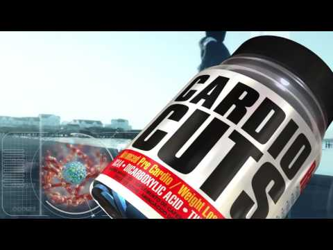 CARDIO CUTS – Red Séries Suplements