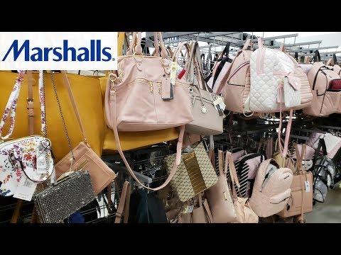 MARSHALLS Handbags Purse Crossbody WALK THROUGH 2019 - YouTube