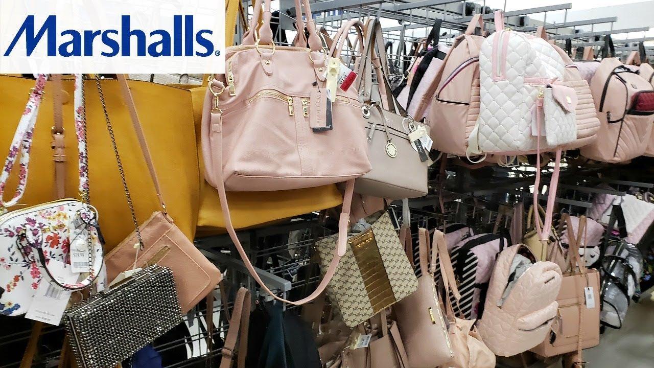 bc5a90449c2858 MARSHALLS Handbags Purse Crossbody WALK THROUGH 2019 - YouTube