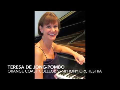 Teresa de Jong-Pombo - Tchaikovsky  Piano Concerto No. 1